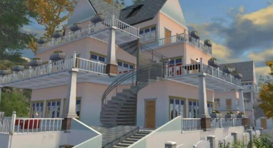 妄想山海建筑设计图大全 房子建造攻略
