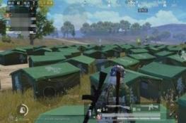 和平精英帐篷无限复制bug教程