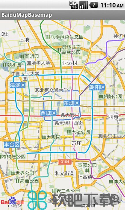 百度全景地图手机版下载
