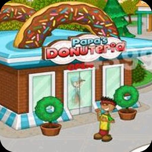 老爹甜甜圈店手机版 v1.31 安卓版