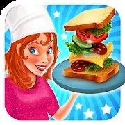 疯狂美女厨师烹饪  v1.0