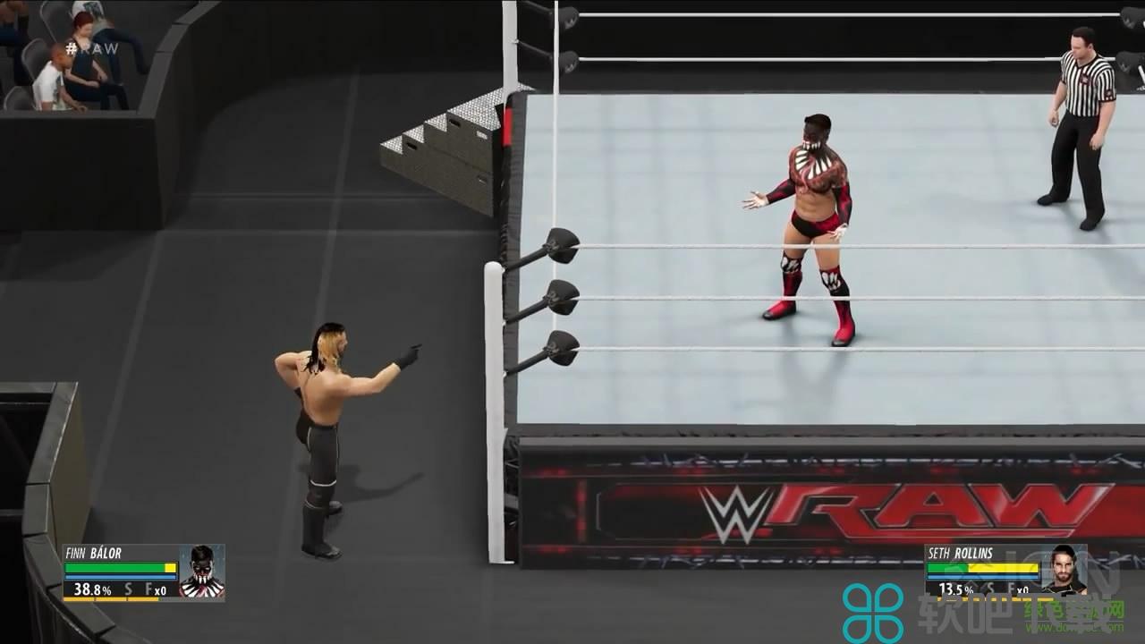 wwe2k16摔跤游戏手机版