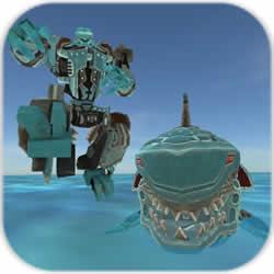 鲨鱼机器人游戏 v1.0 安卓版