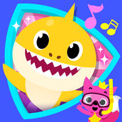 碰碰狐鲨鱼一家游戏 v5.0 安卓版