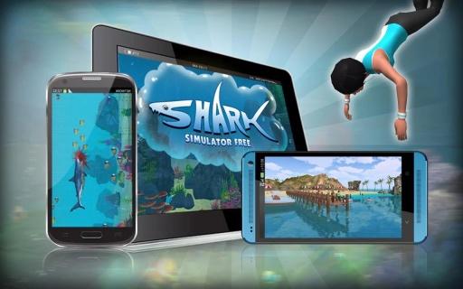 鲨鱼攻击模拟器3D修改版 v2.1 安卓解锁版