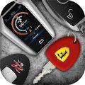 抖音汽车钥匙和发动机的声音