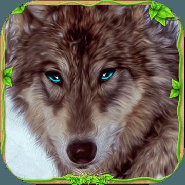 愤怒的狼模拟器